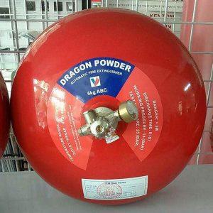 Bình cầu chữa cháy tự động Dragon POWER ABC 6KG