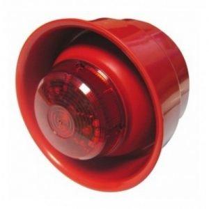 Còi và đèn chớp kết hợp 6000/SSR/LED