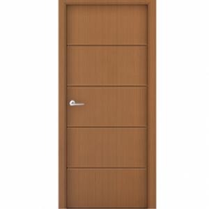 Cửa gỗ chống cháy HD-R011