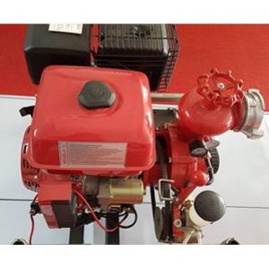 Máy bơm chữa cháy di động chạy xăng 4 kỳ LIFAN BJ-11G (15HP)