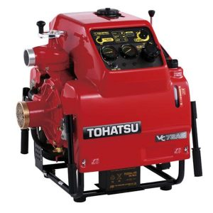 Máy bơm chữa cháy Tohatsu VC72AS