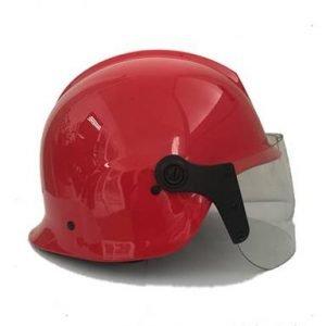 Mũ chữa cháy cho lính chuyên nghiệp