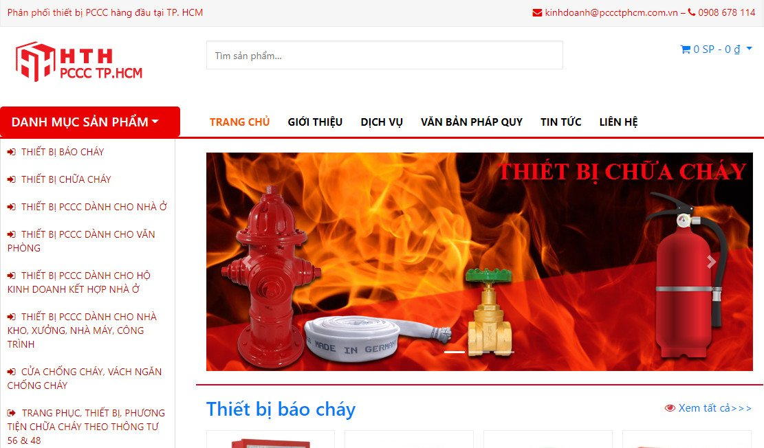 website pccctphcm.com.vn
