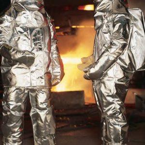 Bộ quần áo chịu nhiệt 600 độ và 1000 độ