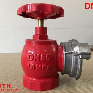 Van góc chữa cháy DN50