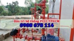 Bảo trì hệ thống PCCC TPHCM