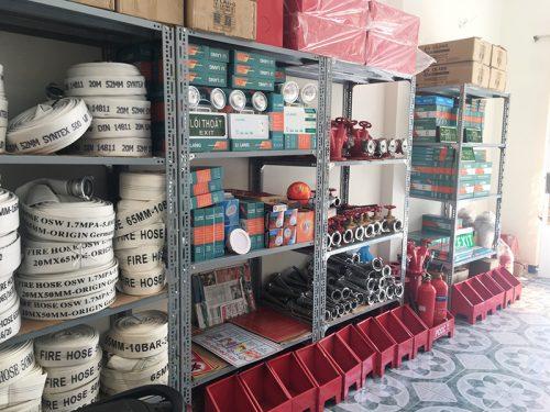 Địa điểm bán thiết bị PCCC và báo cháy có KIỂM ĐỊNH tại Tp. HCM thumbnail