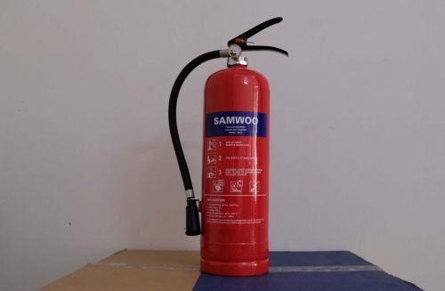 Bình chữa cháy bột BC MFZ4 TPHCM