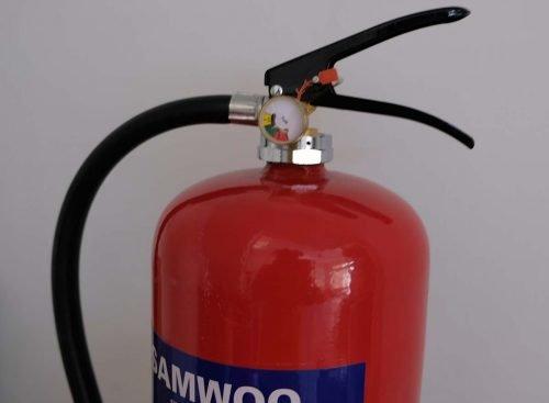 Phụ kiện van vòi bình chữa cháy bột BC MFZ8