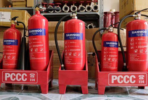 Dịch vụ cho thuê bình chữa cháy tại TPHCM thumbnail
