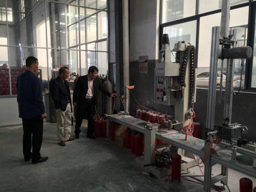 Dịch vụ nạp sạc bình chữa cháy khí CO2 uy tín tại TPHCM thumbnail