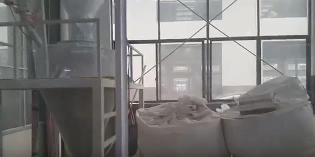 Nạp sạc bột chữa cháy ABC, BC
