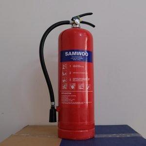 Bình chữa cháy bột khô Samwoo ABC MFZL 8kg