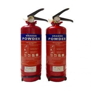 Bình chữa cháy Dragon MFZL1 bột ABC 1kg