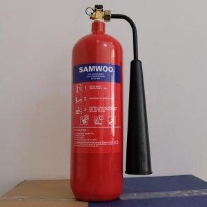 bình chữa cháy khí CO2 Samwoo