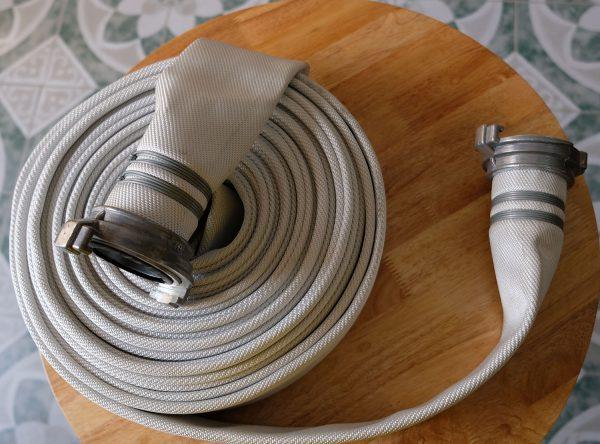 Cuộn vòi chữa cháy tại HTH TPHCM