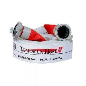 Cuộn vòi chữa cháy TOMOKEN HOSE D50 X 1.3MPA X 30M