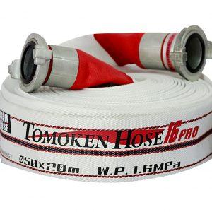 Cuộn vòi chữa cháy TOMOKEN HOSE D50 X 1.6MPA X 20M PRO
