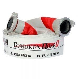 Cuộn vòi chữa cháy TOMOKEN HOSE D65 X 1.3MPA X 20M