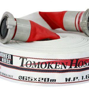 Cuộn vòi chữa cháy TOMOKEN HOSE D65 X 1.6MPA X 20M PRO