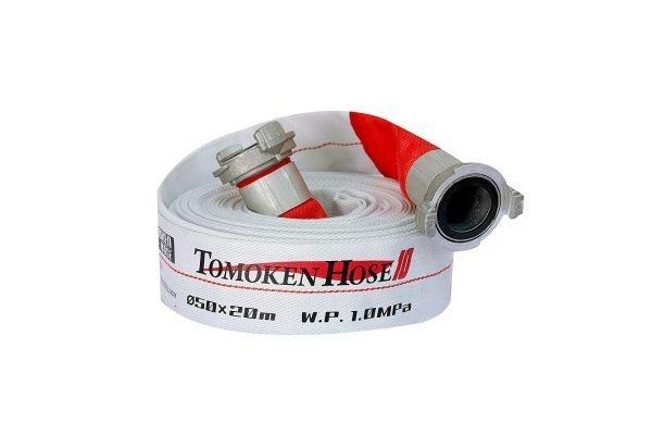 Cuộn vòi chữa cháy TOMOKEN HOSE D50 X 1.0MPA X 20M