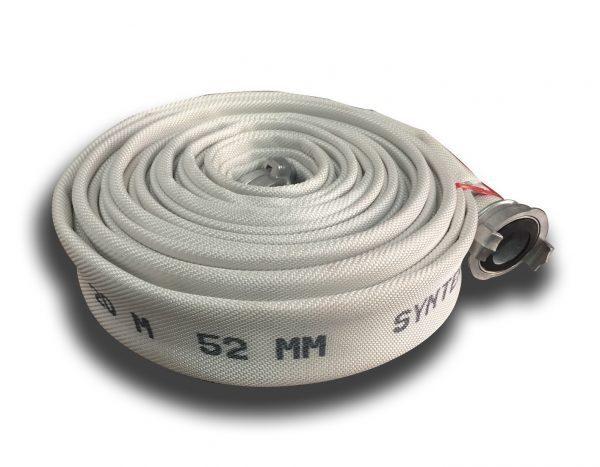 Vòi chữa cháy Syntex Germany D50, 20m, 17 bar kèm khớp nối