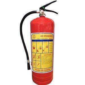 Bình chữa cháy MFZ8 bột BC 8kg