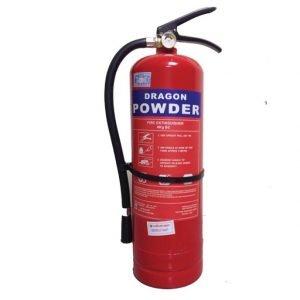 Bình chữa cháy Dragon Powder MFZL4 bột ABC 4kg