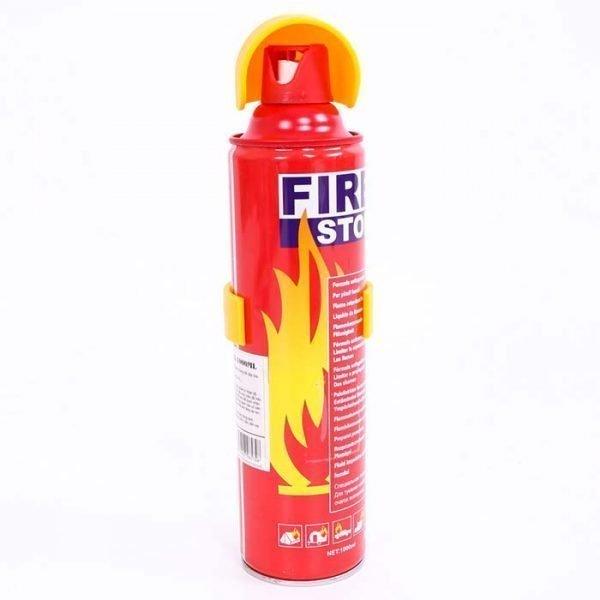 Bình chữa cháy mini xe Ôtô - Fire Stop 1000ml