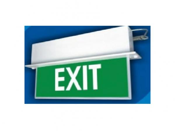 Đèn exit thoát hiểm âm trần Paragon PEXA28RC