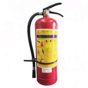 Bình chữa cháy MFZL8 bột ABC 8kg