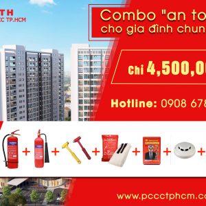 Combo 1 phương tiện PCCC an toàn