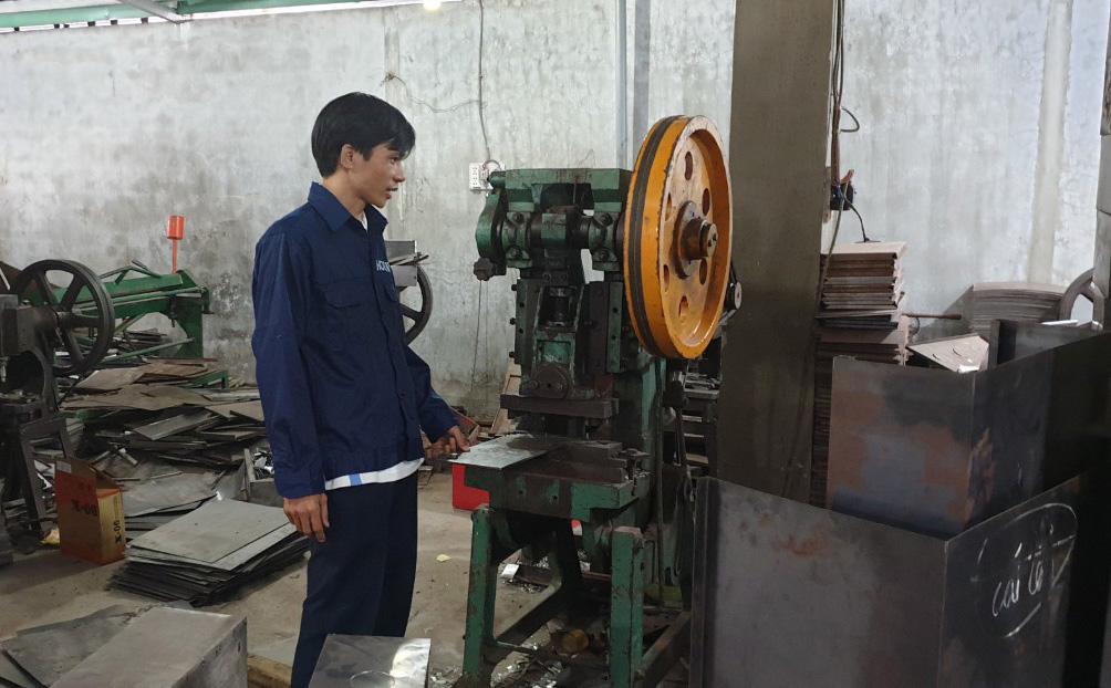 Dây chuyển sản xuất thiết bị PCCC TPHCM